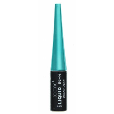 Technic Waterproof Liquid Liner Black 6 ml