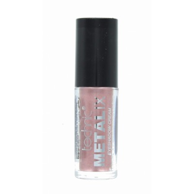 Technic Metalix Eyeshadow Cream Rosie Posie 6 ml