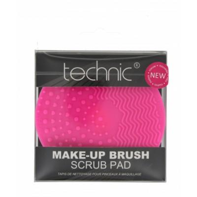 Technic Make-Up Brush Scrub Pad 1 pcs