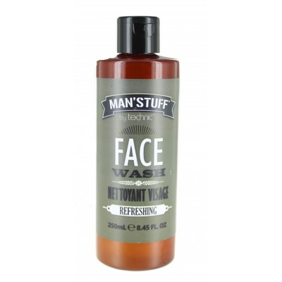 Man'Stuff Face Wash 250 ml
