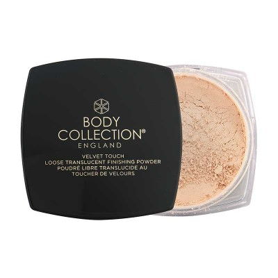Body Collection Velvet Touch Translucent Finishing Powder 21 g
