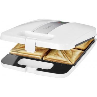 Clatronic ST 3629 Sandwich Toaster White 1 st