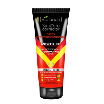 Bielenda Slim Cellu Corrector Thermo Active Serum Chili 250 ml
