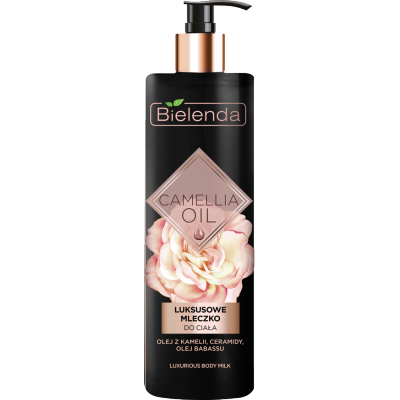 Bielenda Camellia Oil Luxurious Body Milk 400 ml