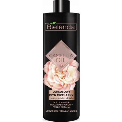 Bielenda Camellia Oil Luxurious Micellar 500 ml