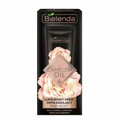Bielenda Camellia Oil Luxurious Rejuvenating Eye Cream 15 ml