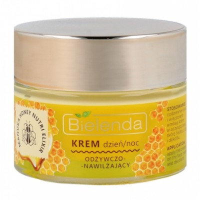 Bielenda Manuka Honey Nourishing Face Cream 50 ml
