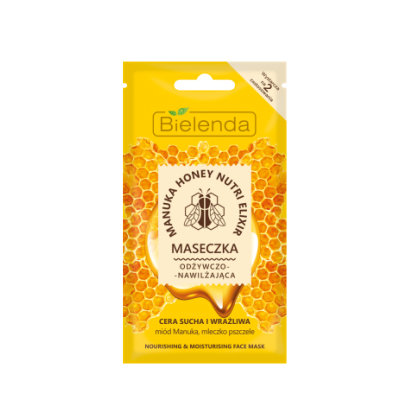 Bielenda Manuka Honey Nourishing Face Mask 8 g