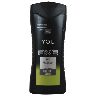 Axe You Incredible Clean Shower Gel 400 ml