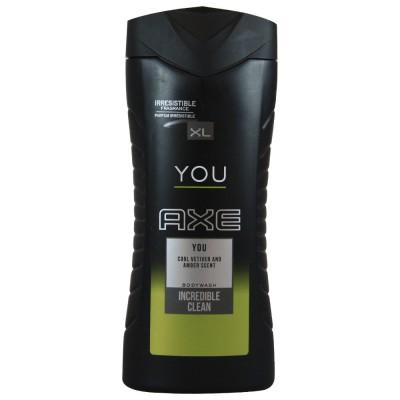 Axe You Incredible Clean Shower Gel 400 ml