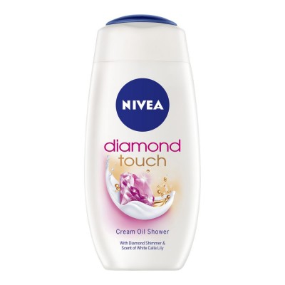 Nivea Diamond Touch Cream Oil Shower 250 ml
