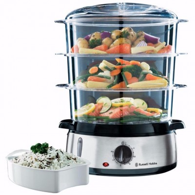 Russell Hobbs 19270-56 Cook At Home Food Steamer 1 stk