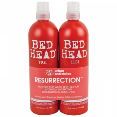 Tigi Bed Head Resurrection Tween Duo 2 x 750 ml