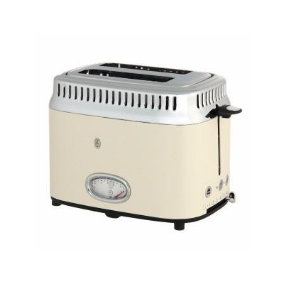 Russell Hobbs 21682-56 Retro Cream 2 Slice Toaster 1 st
