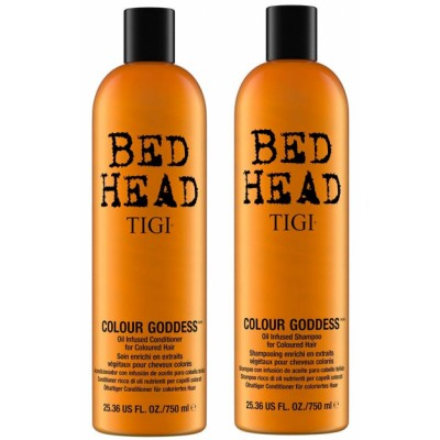 Tigi Bed Head Goddess Tween Duo 2 x 750 ml