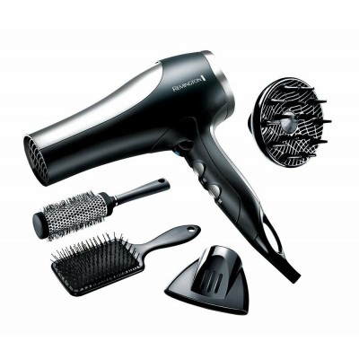 Remington D5017 Pro 2100 Dryer Gift Set 5 st
