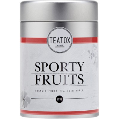 Teatox Sporty Fruits Organic Fruit Tea 90 g
