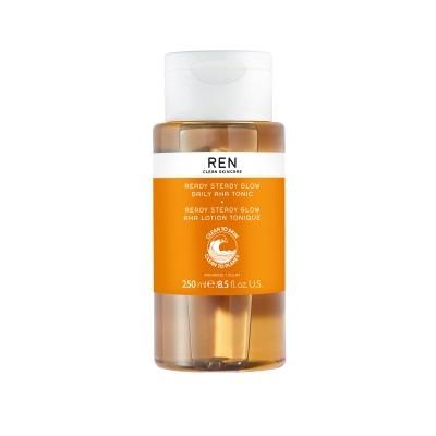 REN Radiance Ready Steady Glow Daily AHA Tonic 250 ml