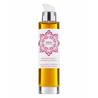 REN Moroccan Rose Otto Body Oil 100 ml