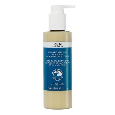 REN Atlantic Kelp & Magnesium Anti-Fatigue Body Cream 200 ml