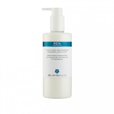 REN Atlantic Kelp & Magnesium Energising Hand Lotion 300 ml