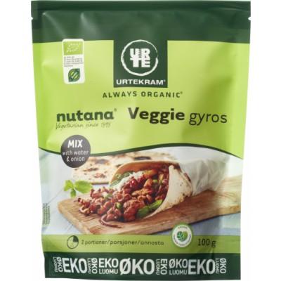 Urtekram Veggie Gyros Mix Øko 100 g