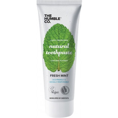 The Humble Co. Eco-Friendly Toothpaste Fresh Mint 75 ml