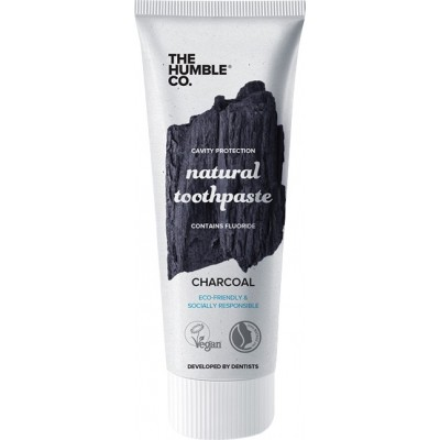 The Humble Co. Eco-Friendly Toothpaste Charcoal 75 ml