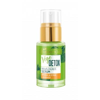 Bielenda Vege Detox Broccoli & Pumpkin Serum 15 ml