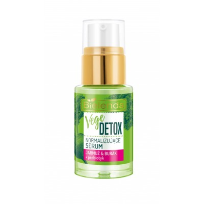 Bielenda Vege Detox Beetroot & Kale Serum 15 ml
