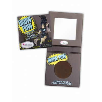 The Balm Brow Pow Eyebrow Powder Dark Brown 0,85 g