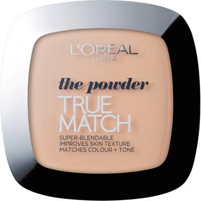 L'Oreal True Match Powder N4 Beige 9 g
