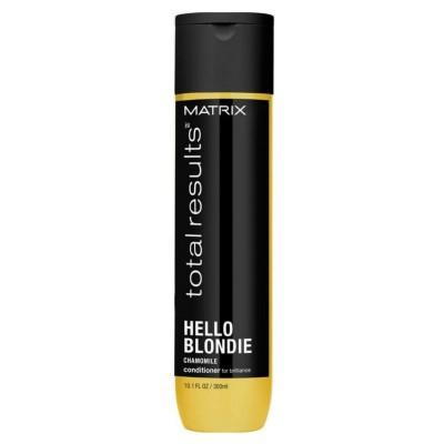 Matrix Total Results Hello Blondie Conditioner 300 ml