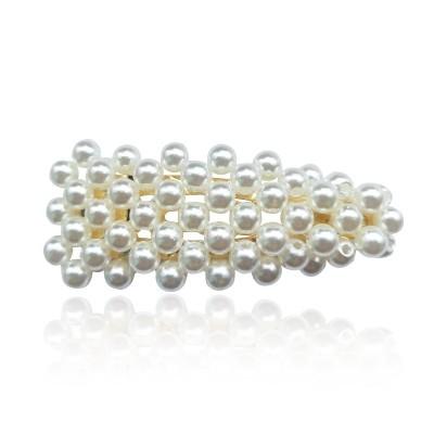 Everneed Pretty Cotton Candy Perle Hårspænde 7 cm