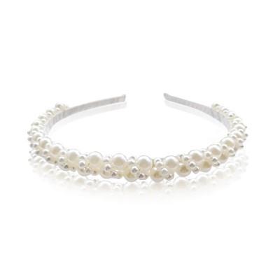 Everneed Moonlight Pearl Kiss Headband One Size
