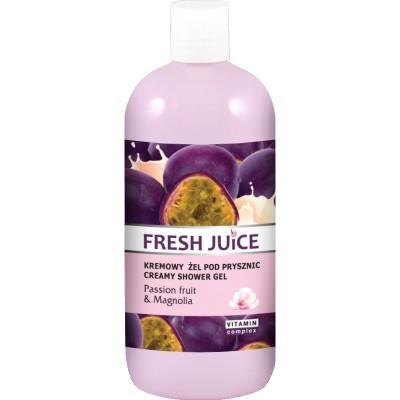 Fresh Juice Passion Fruit & Magnolia Shower Gel 500 ml