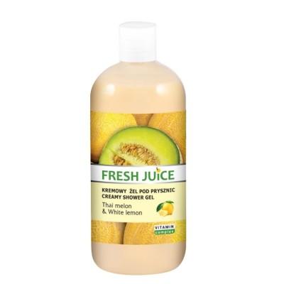 Fresh Juice Thai Melon & White Lemon Shower Gel 500 ml