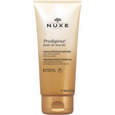 Nuxe Prodigieux Golden Shimmer Shower Oil 300 ml