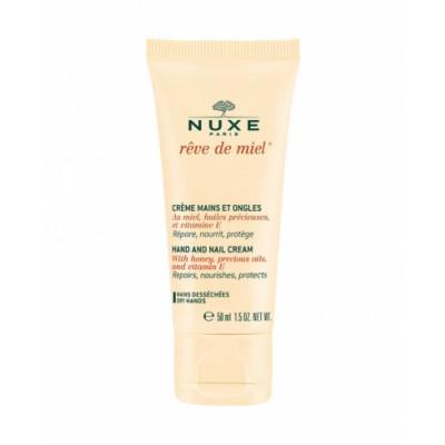Nuxe Reve de Miel Hand & Nail Cream 50 ml