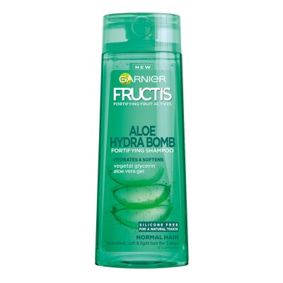 Garnier Fructis Aloe Hydra Bomb Shampoo 400 ml
