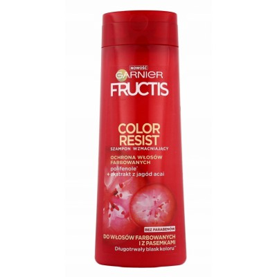 Garnier Fructis Color Resist Shampoo 400 ml