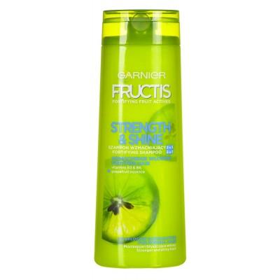 Garnier Fructis Strength & Shine Shampoo 400 ml