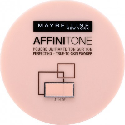 Maybelline Affinitone Perfecting Pressed Powder 21 Nude 9 g