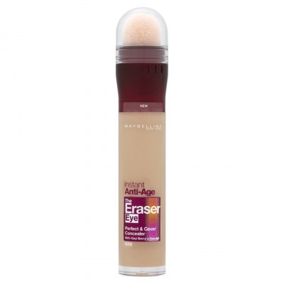 Maybelline Eraser Eye Perfect & Cover Concealer Nude 6,8 ml