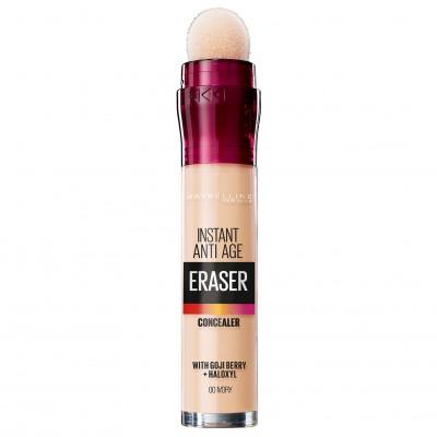 Maybelline Instant Anti Age Eraser Concealer 00 Ivory 6,8 ml