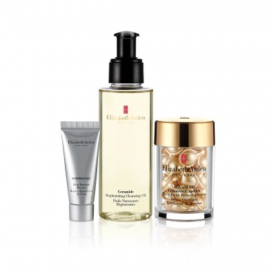 Elizabeth Arden Ceramide Youth Restoring Essentials 100 ml + 5 ml + 30 st