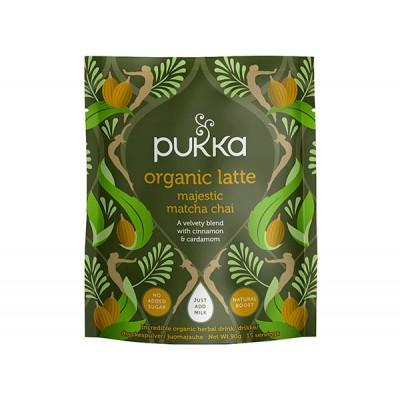 Pukka Latte Matcha Chai Øko 90 g
