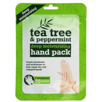 Tea Tree Deep Moisturising Peppermint Hand Pack 1 pair