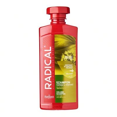 Radical Volume Shampoo Thin Hair 500 ml