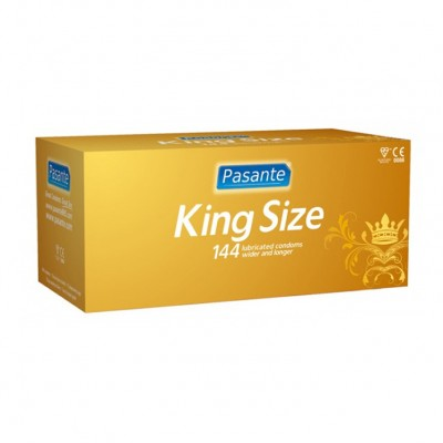 Pasante King Size Bulk Pack 144 st